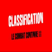 CLASSIFICATION: PERSONNELS MÉPRISÉS…STOP! ÇA SUFFIT!